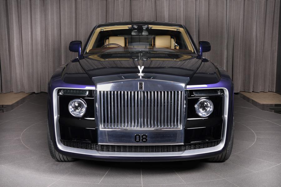 Bên trong chiếc xe hơi đắt nhất hành tinh giá 13 triệu USD có gì đặc biệt? - Ảnh 2