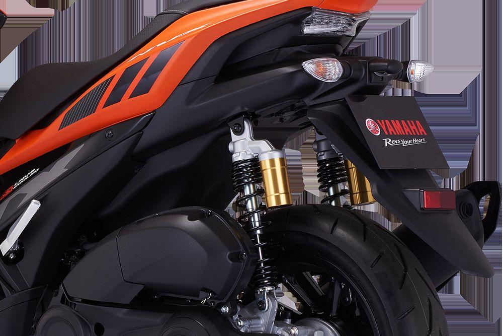 Yamaha NVX 155 ra mắt thêm màu xe mới - Ảnh 2