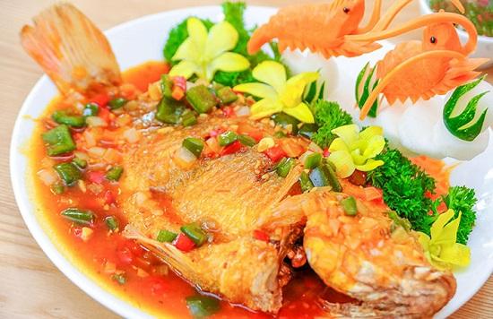 Cách làm món cá diêu hồng sốt cà chua siêu ngon hấp dẫn cả nhà - Ảnh 4