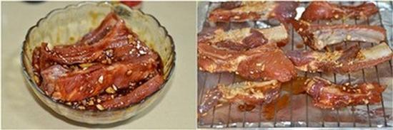 Cuối tuần ngon cơm với món sườn nướng tỏi thơm lừng  - Ảnh 3