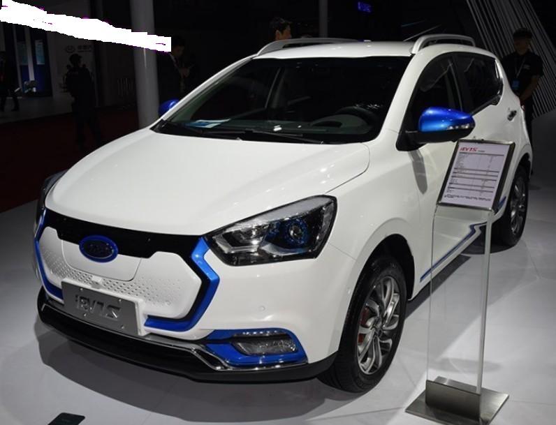 """Chiếc ô tô điện 116 mã lực, đẹp """"long lanh"""" có giá hơn 418 triệu đồng  - Ảnh 1"""
