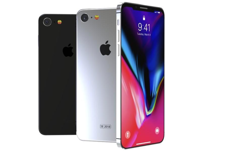 Apple chuẩn bị cho ra mắt iPhone X SE - Ảnh 1