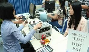 Tiền điện, nước, học phí, viện phí sẽ thanh toán qua ngân hàng  - Ảnh 1