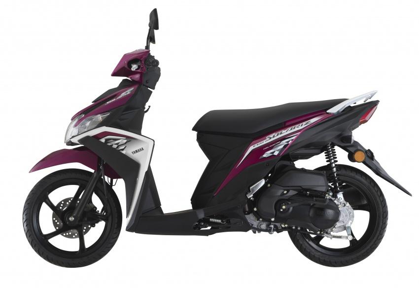 Yamaha đẹp long lanh, giá chỉ 31,6 triệu đồng  - Ảnh 2