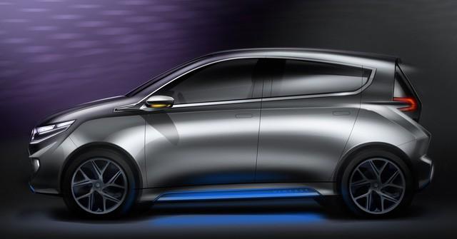 VINFAST công bố 17 mẫu ô tô điện đẹp long lanh - Ảnh 4