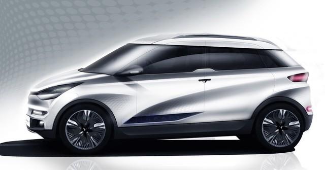 VINFAST công bố 17 mẫu ô tô điện đẹp long lanh - Ảnh 5