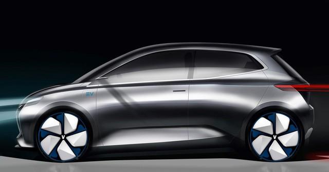 VINFAST công bố 17 mẫu ô tô điện đẹp long lanh - Ảnh 2