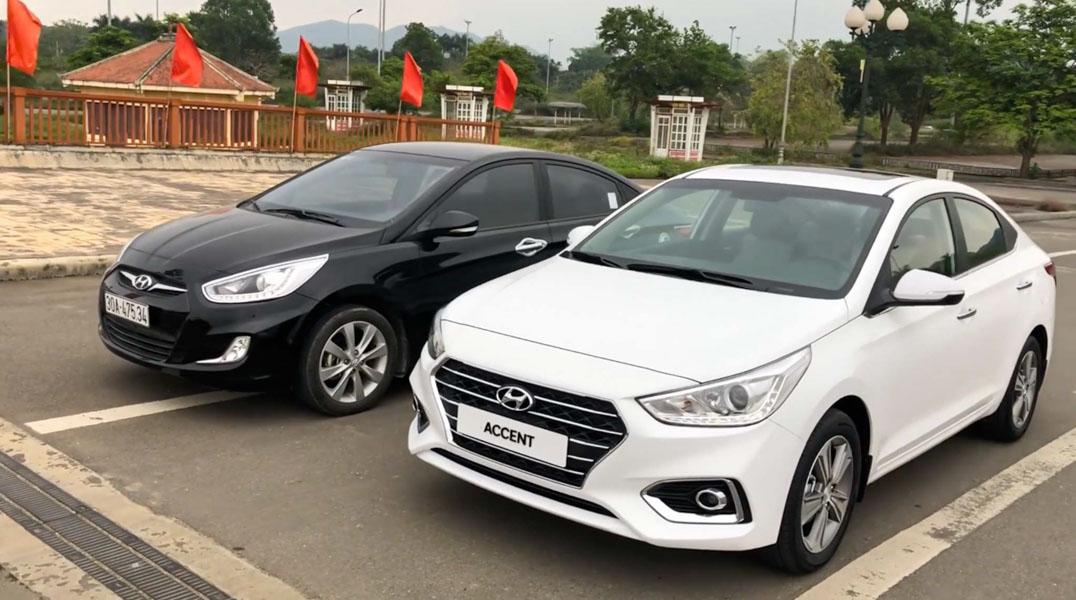 Lộ thời gian ra mắt Hyundai Accent 2018 giá 410 triệu đồng tại Việt Nam - Ảnh 1