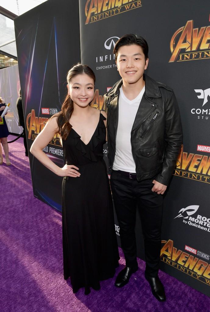 Thảm tím Avengers: Loạt siêu sao quy tụ hoành tráng như lễ trao giải Oscar - Ảnh 13