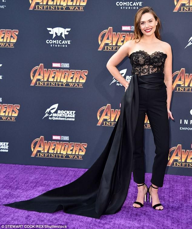 Thảm tím Avengers: Loạt siêu sao quy tụ hoành tráng như lễ trao giải Oscar - Ảnh 3