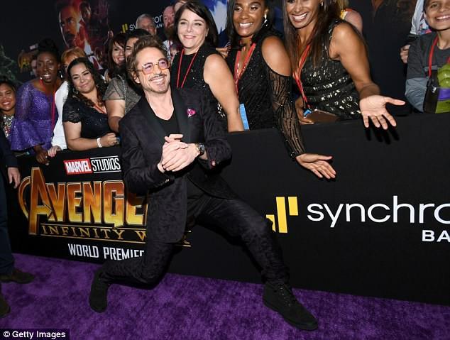 Thảm tím Avengers: Loạt siêu sao quy tụ hoành tráng như lễ trao giải Oscar - Ảnh 5