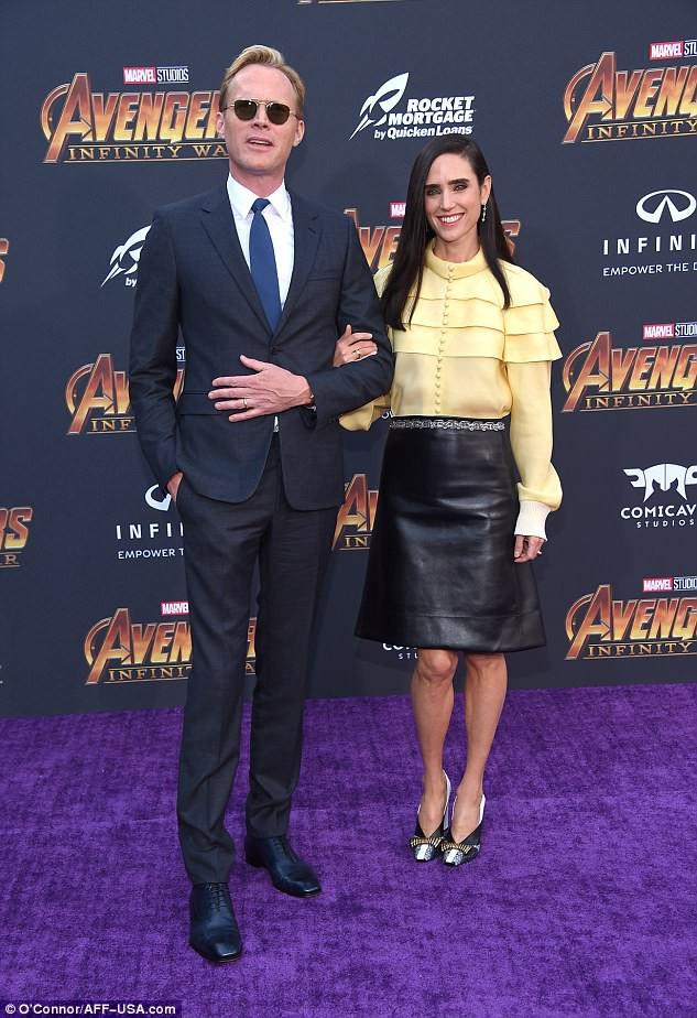 Thảm tím Avengers: Loạt siêu sao quy tụ hoành tráng như lễ trao giải Oscar - Ảnh 8
