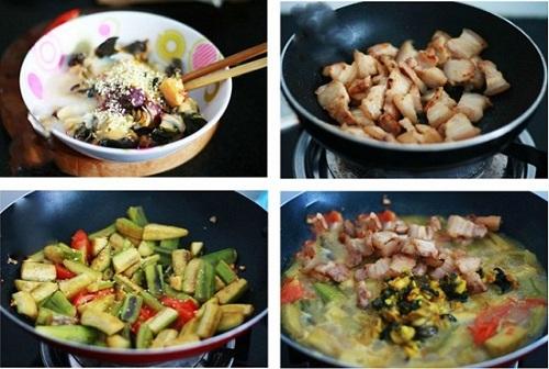 Cách nấu ốc chuối đậu béo ngậy ngon cơm cho bữa tối  - Ảnh 4