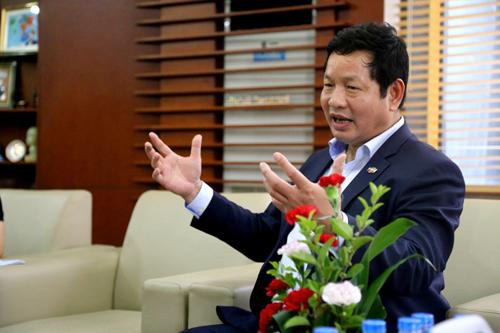 Vietcombank đề cử chủ tịch FPT Trương Gia Bình làm Thành viên HĐQT - Ảnh 1