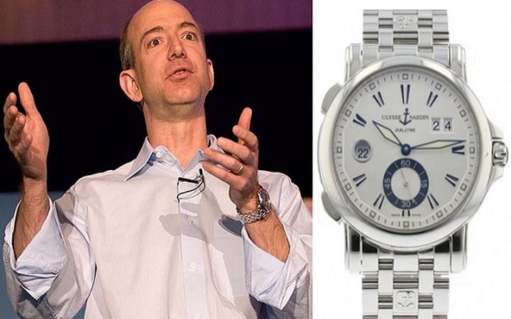Những chiếc đồng hồ nào được các CEO quyền lực nhất thế giới lựa chọn? - Ảnh 4