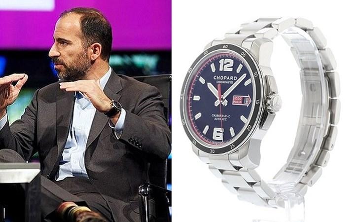 Những chiếc đồng hồ nào được các CEO quyền lực nhất thế giới lựa chọn? - Ảnh 5