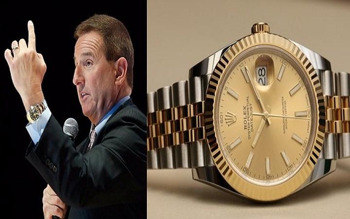 Những chiếc đồng hồ nào được các CEO quyền lực nhất thế giới lựa chọn? - Ảnh 6