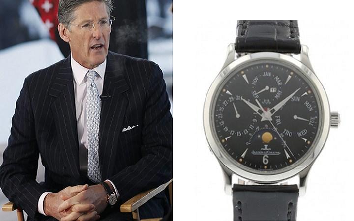 Những chiếc đồng hồ nào được các CEO quyền lực nhất thế giới lựa chọn? - Ảnh 1