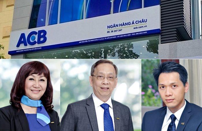 Vợ chồng ông Trần Mộng Hùng rời HĐQT ngân hàng ACB vào thời gian tới  - Ảnh 1