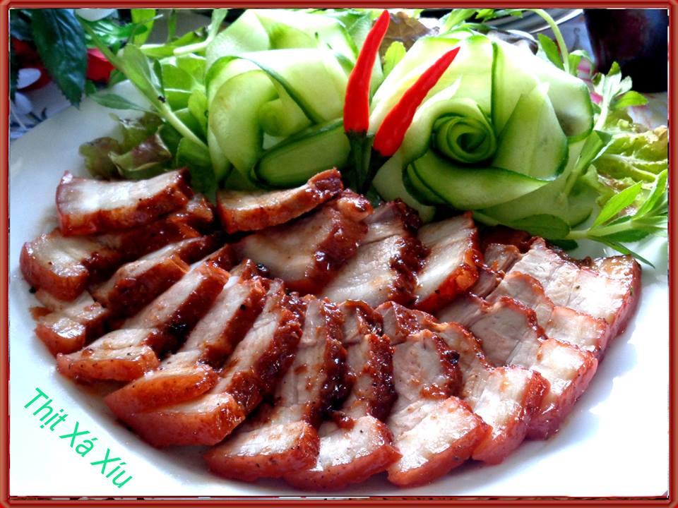 Cách làm thịt xá xíu thơm ngon không cần lò nướng - Ảnh 4