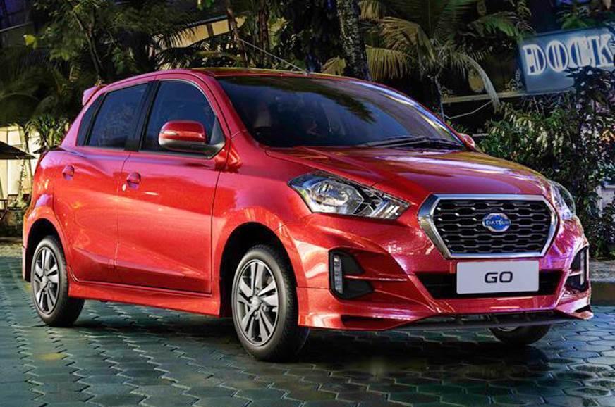 Cận cảnh mẫu xe Datsun Go hatchaback siêu đẹp, giá chỉ hơn 118 triệu đồng - Ảnh 1