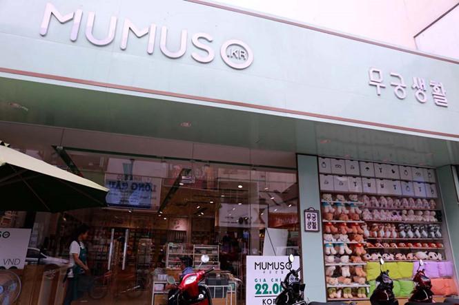 Thương hiệu Mumuso không có mặt ở Hàn Quốc - Ảnh 1