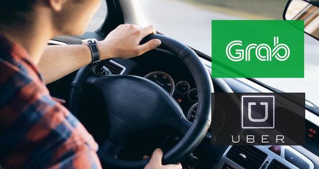 Khách hàng than thở Grab giá cước 25 -30% sau khi Uber về tay - Ảnh 1