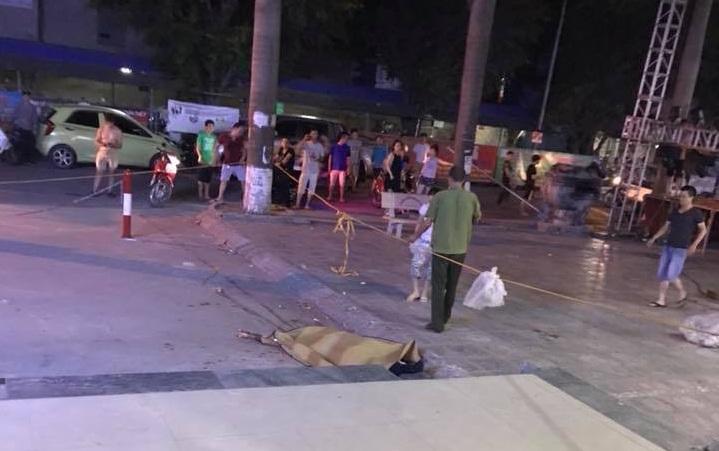 Hà Nội: Người đàn ông tử vong vì rơi từ tầng cao chung cư - Ảnh 1