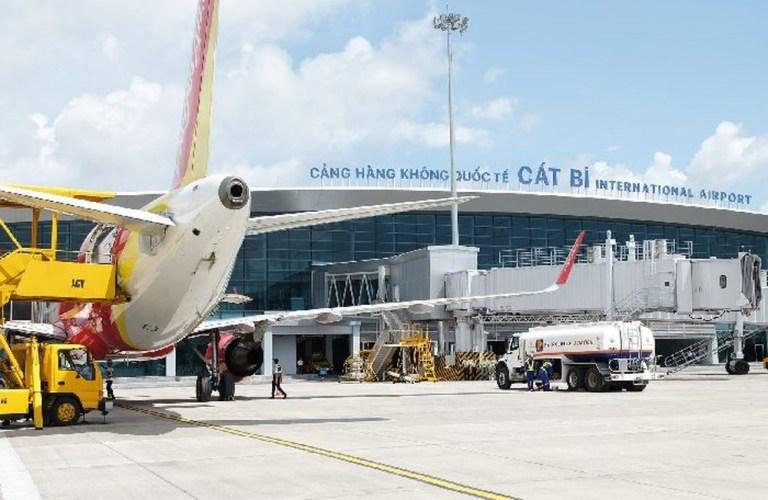 Nữ du khách Trung Quốc dọa đánh bom ở sân bay Cát Bi - Ảnh 1