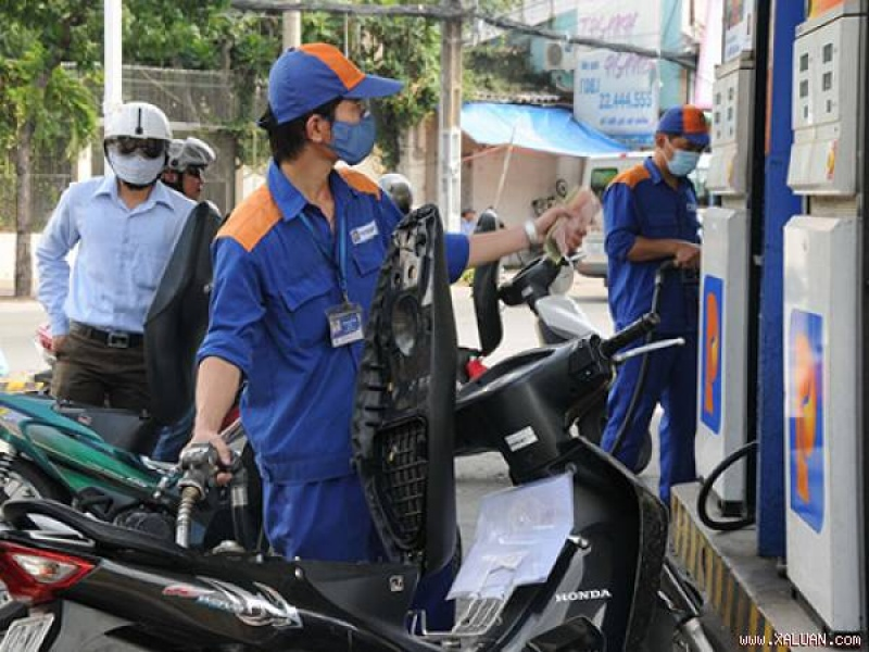 Giá xăng tăng hơn 500 đồng từ 15h ngày 8/5 - Ảnh 1