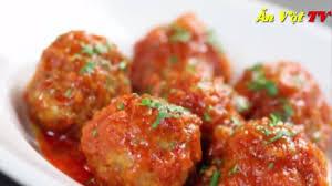 Cách làm thịt viên sốt cà chua đơn giản cho bữa trưa ngon cơm  - Ảnh 7