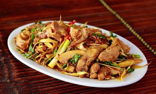 Tuyệt chiêu làm gà xào sả ớt thơm ngon hấp dẫn cho bữa tối đậm vị - Ảnh 6
