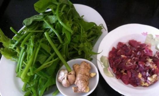 Cách làm ngọn su su xào thịt bò thơm ngon bổ dưỡng - Ảnh 1