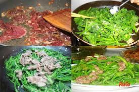 Cách làm ngọn su su xào thịt bò thơm ngon bổ dưỡng - Ảnh 3