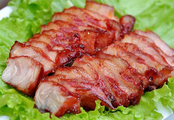 Cách làm thịt xá xíu thơm ngon cho bữa cơm cuối tuần - Ảnh 5