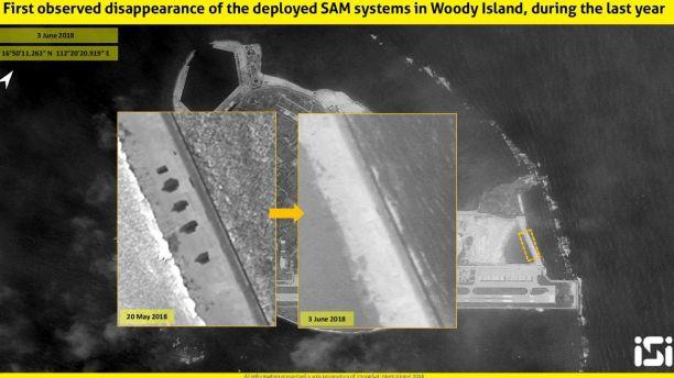 Báo Mỹ: Trung Quốc đã rút hệ thống tên lửa khỏi đảo Phú Lâm - Ảnh 2