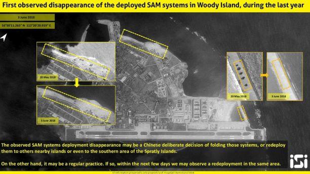 Báo Mỹ: Trung Quốc đã rút hệ thống tên lửa khỏi đảo Phú Lâm - Ảnh 1