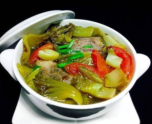 Cách nấu canh cá dưa chua thơm ngọt cho bữa trưa nắng nóng  - Ảnh 5