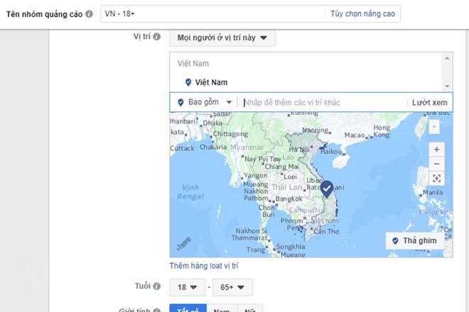 Yêu cầu Facebook xử lý việc xác định sai lệch bản đồ quần đảo Trường Sa, Hoàng Sa - Ảnh 1
