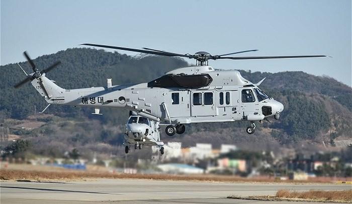 Hàn Quốc: Rơi trực thăng quân sự, 5 người thiệt mạng  - Ảnh 1
