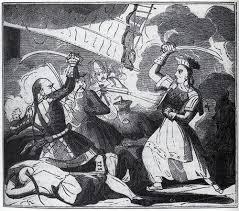 Từ kỹ nữ thành tướng cướp biển thống lĩnh đội Hồng Kỳ khét tiếng mọi thời đại - Ảnh 1