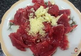Bí quyết làm thịt bò xào lặc lày thơm ngon bổ dưỡng cho bữa trưa đầu tuần ngon miệng - Ảnh 2