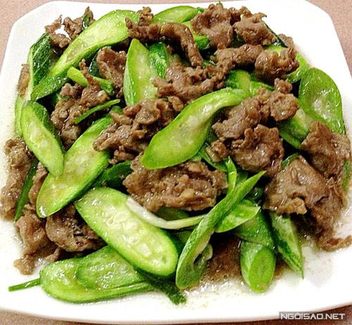 Bí quyết làm thịt bò xào lặc lày thơm ngon bổ dưỡng cho bữa trưa đầu tuần ngon miệng - Ảnh 3