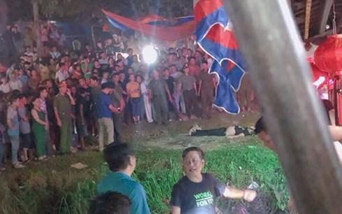 Huế: Nam thanh niên rơi xuống sông khi đi lễ hội Hòn Chén   - Ảnh 1