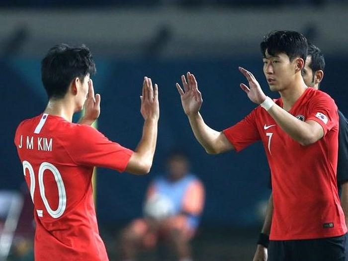 Olympic Hàn Quốc chờ sẵn Olympic Việt Nam ở bán kết ASIAD 2018 - Ảnh 1