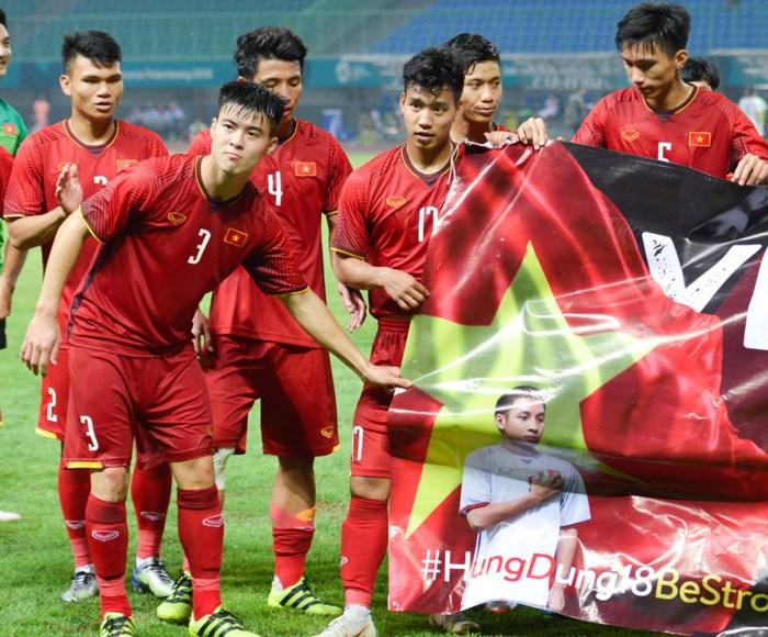 Lịch thi đấu ASIAD ngày 27/8: Olympic Việt Nam quyết chiến Olympic Syria - Ảnh 1