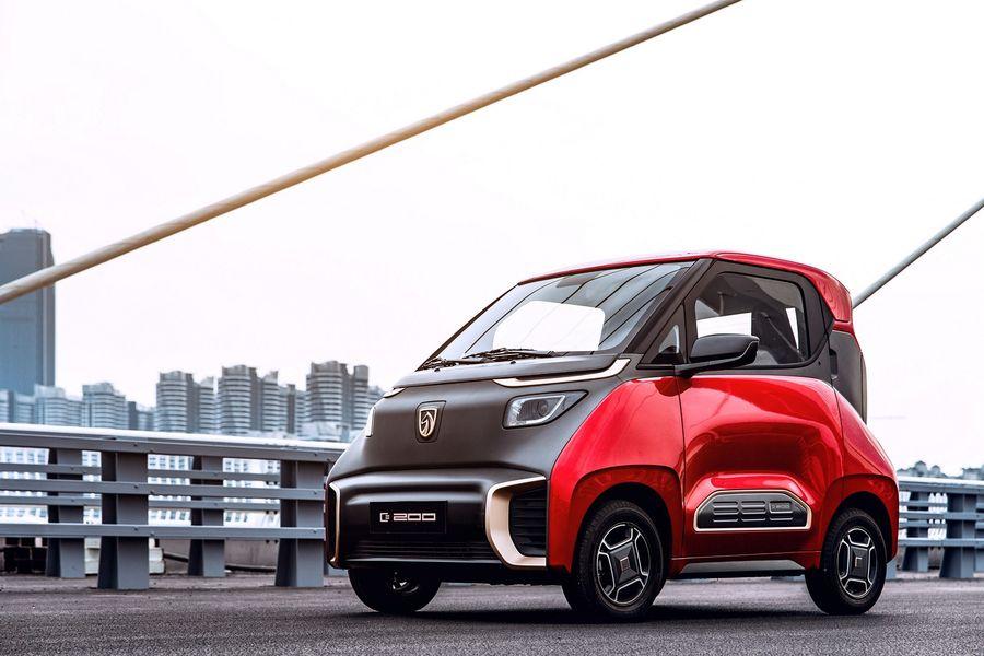 """Trình làng ô tô điện """"siêu nhỏ gọn"""" giá 245 triệu đồng  - Ảnh 1"""