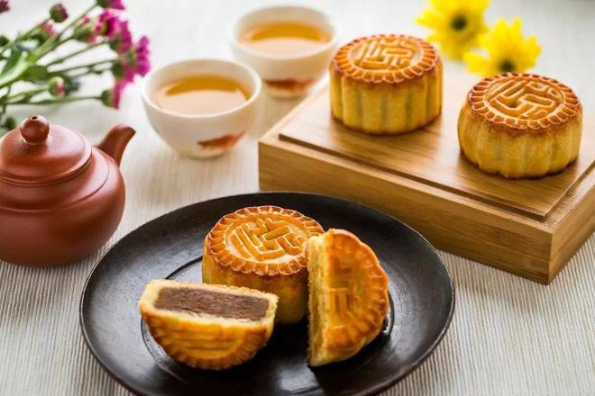 Các nước châu Á ăn bánh gì vào dịp trung thu? - Ảnh 3