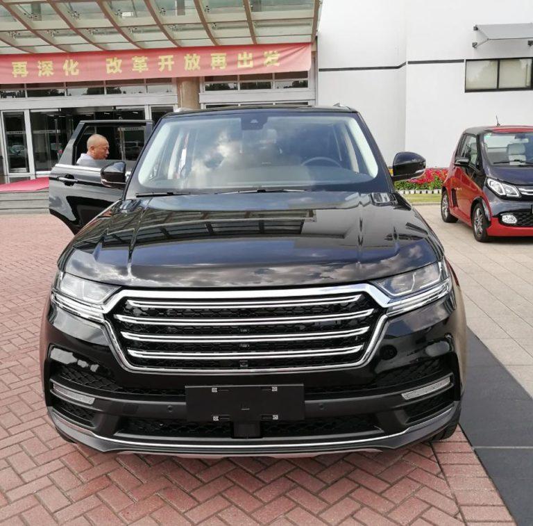 """Xe sang siêu hot """"Range Rover Sport made in China"""" trình làng, giá chỉ 595 triệu đồng  - Ảnh 2"""