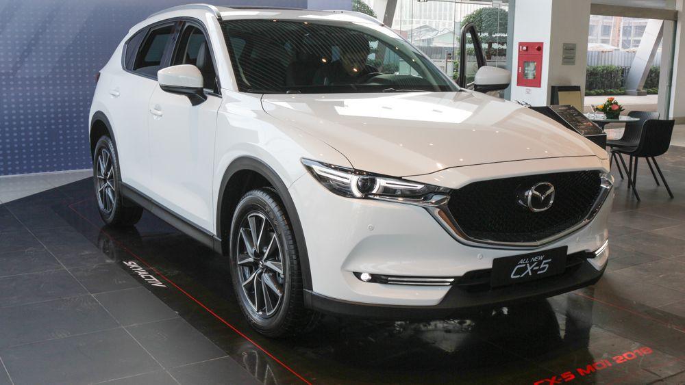 Ô tô Mazda tiếp tục giảm 100 triệu đồng tại Việt Nam - Ảnh 1